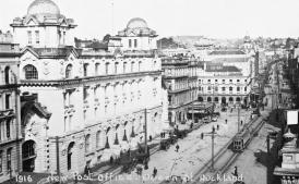 Queen Street circa 1916