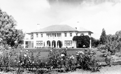 Prime Ministers Lodge