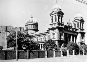 Cathedral of the Blessed Sacrament / Christchurch Basilica (unveiled 1905)