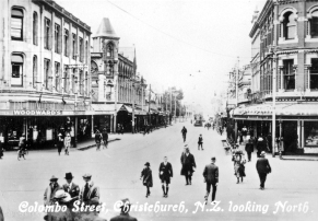 Colombo Street