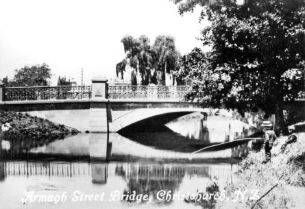 Armagh Street Bridge