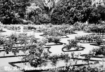 The Rose Gardens