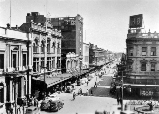 Cashel Street