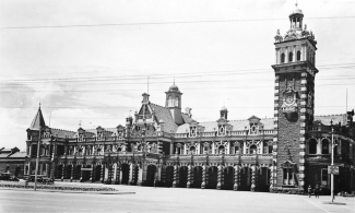 Railway Station (built 1906)
