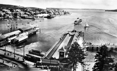 The Wharf, Manly