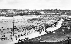 Bondi Beach & Esplanade