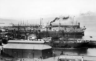 Railway Wharf