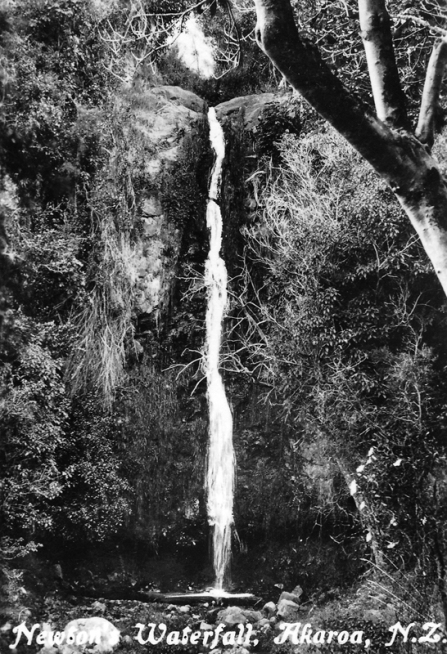 Newton Waterfall