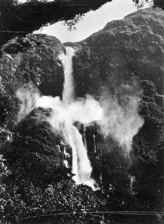 Sutherland Falls, Milford Track