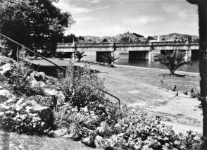 River Bank Gardens, circa 1950