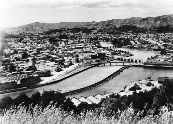 General view of Gisborne