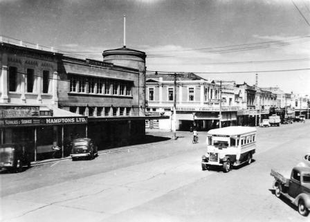 Gladstone Road