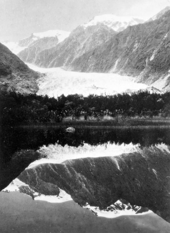 Peter's Pool, Franz Josef Glacier