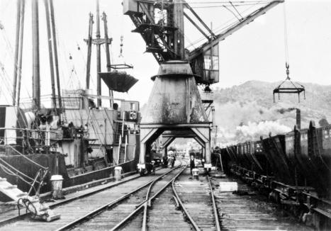 Greymouth Docks