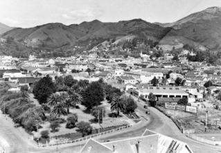 General view of Nelson area
