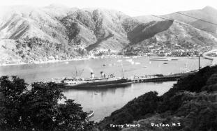Picton Ferry Wharf