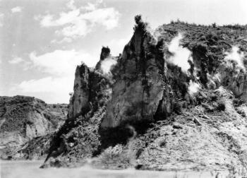 Gibraltar Rock, Waimongu