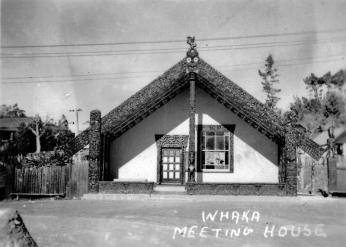 Whakarewarewa (Whaka) Meeting House