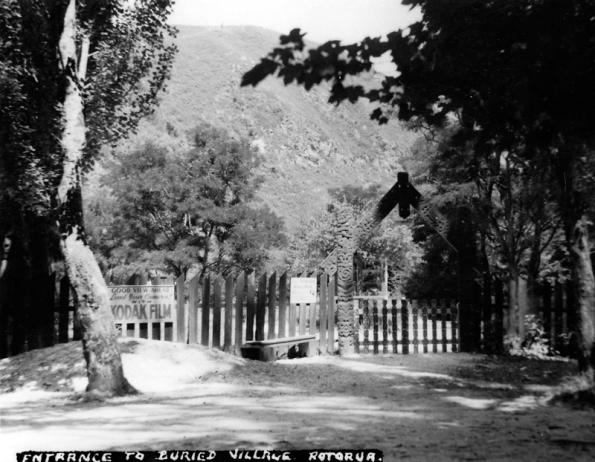 Te Wairoa Buried Village