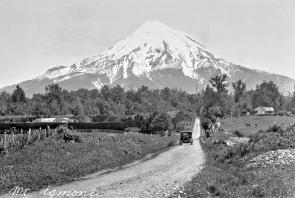 Mt Taranaki / Mt Egmont