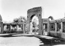 Westport: War Memorial Gates