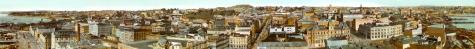 Auckland Panoramic circa 1912