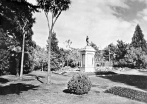 The Wairarapa War Memorial, Masterton Park
